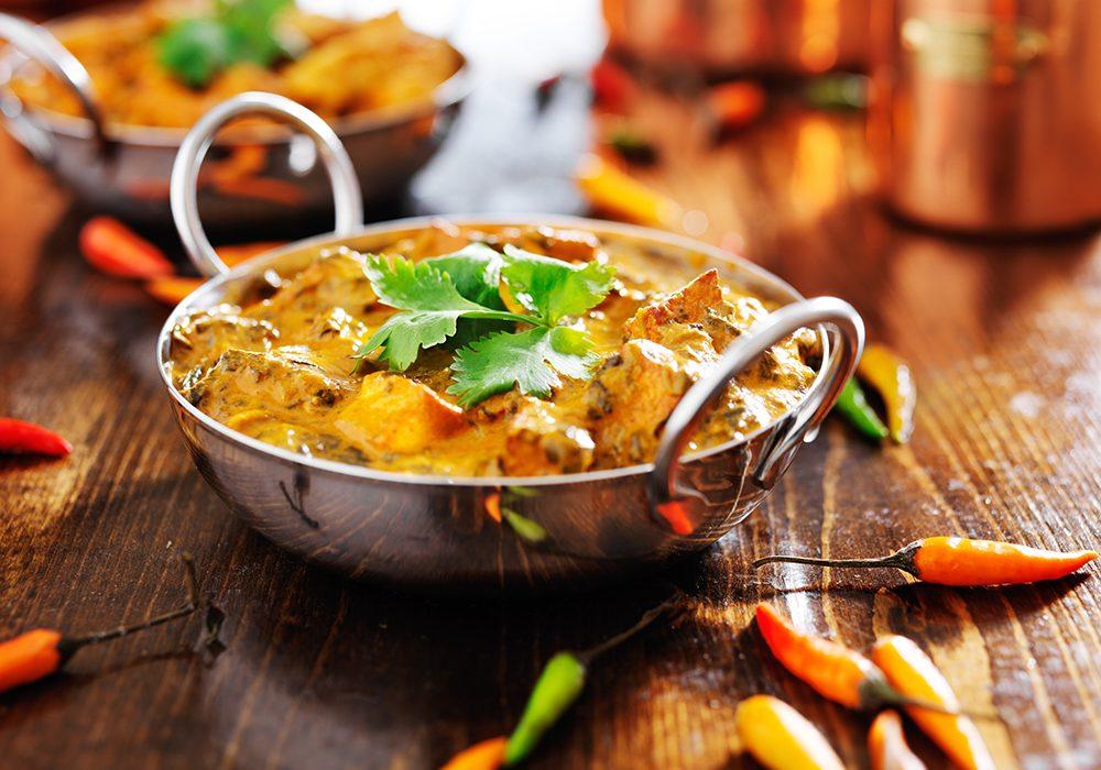 Curry, blog